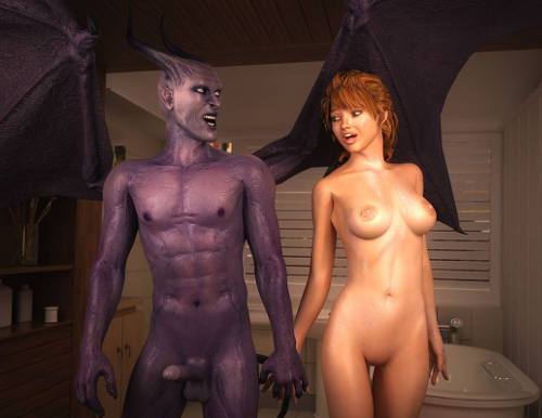 3d girl monster porn 3